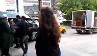 Ankara'da 'Tesettür' Uyarısı Yapan Gruba Kadınlardan Sert Tepki: 'Defolun Buradan'
