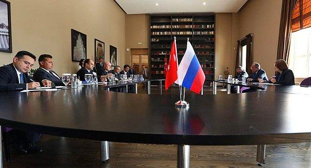 'Ne Türkiye, Rusya'yı gözden çıkarabilir, ne de Rusya Türkiye'yi gözden çıkarabilir'
