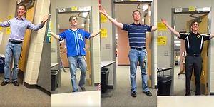 Enerjisiyle Sınıfa Motivasyon Kaynağı Olan Öğretmene Öğrencilerinden Harika Sürpriz