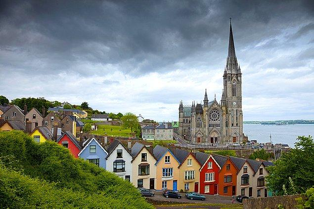 20. İrlanda