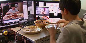 14 Yaşındaki Güney Koreli Genç Online Yemek Yiyerek Gecede 1.500 Dolar Kazanıyor