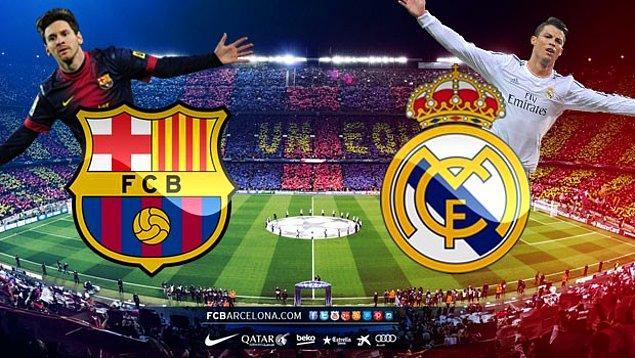 İspanya'da Barcelona ve Real Madrid etkisi