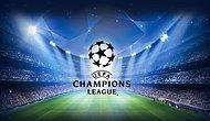 Şampiyonlar Ligi'nde Yılın En İyi Kadrosu