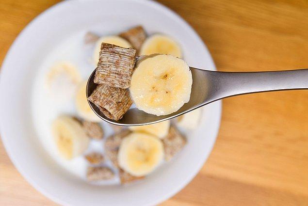 9. Kahvaltınızda liflere yer vermelisiniz.