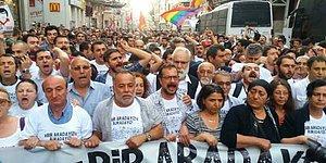 Gezi'nin 3. Yıl Dönümünde İstiklal'de Yürüyüş: 'Bir Aradayız, Buradayız'