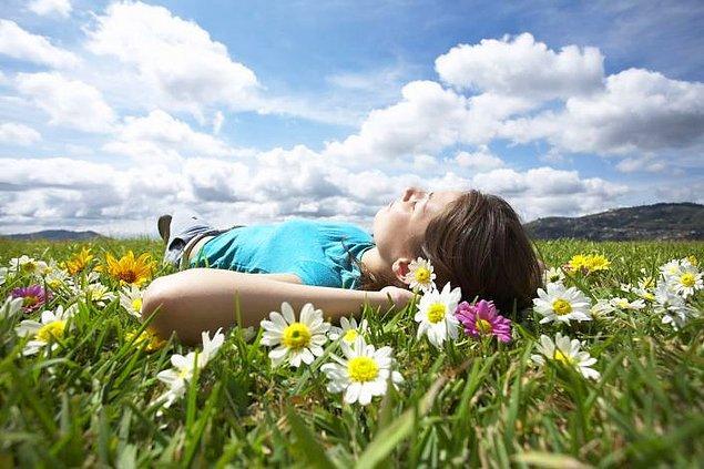 Doğayla iç içe yaşamak acılara dayanma gücümüzü artırıyor.