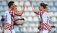EURO 2016 Rakibimizden Gollü Prova! Hırvatistan 10-0 San Marino