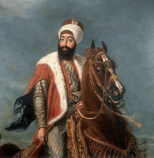 II. Mahmud ile ilgili görsel sonucu