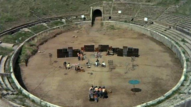 14. 13 Yaşında Pompeii'yi canlı izlemek