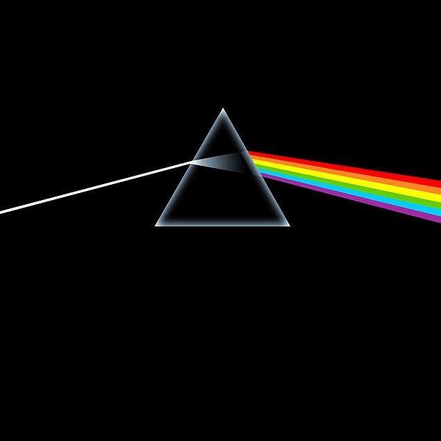 """16. """"Dark Side of the Moon"""" albüm kapağının hikâyesi"""