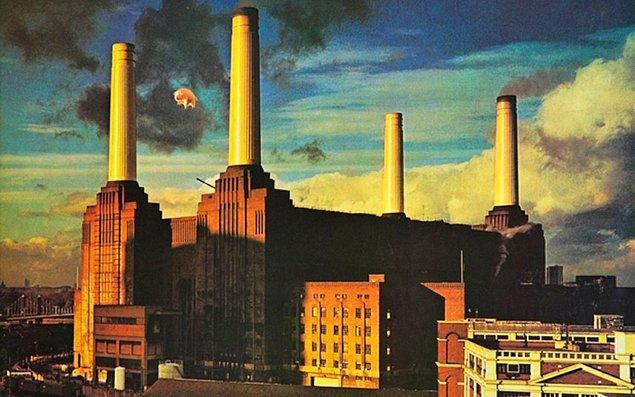 """21. """"Animals"""" albüm kapağının hikâyesi"""