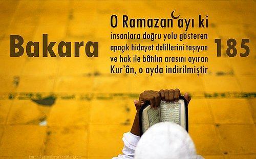 Peygamber Efendimizin dilinden Ramazan-5