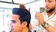 Ünlü Hayranlığında Arşa Çıkmak: Emrah'ın Berberi Saçlarını Saklayıp Çerçeveletiyor