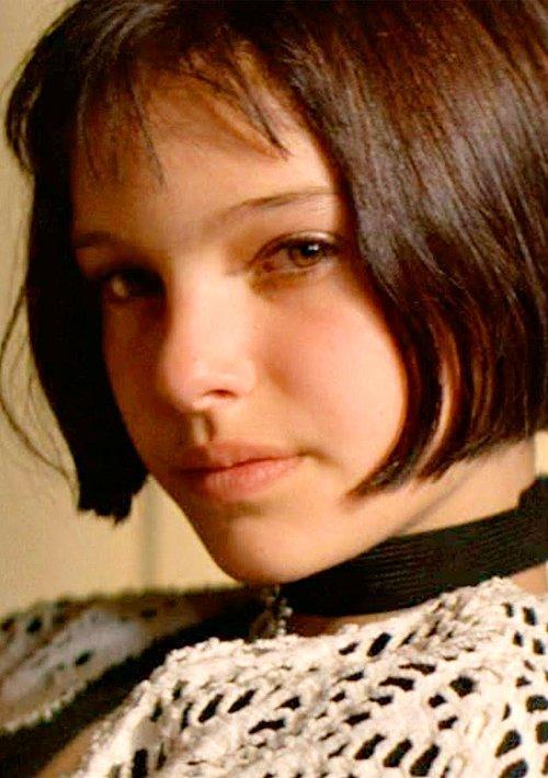 Натали Портман В Детстве Леон