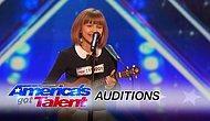 Ukulele Çalarak Söylediği 'I Don't Know My Name' Şarkısıyla Herkesi Büyüleyen 12 Yaşındaki Yetenek