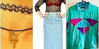 90'ların Geri Dönmesini Hiç İstemeyeceğiniz Moda Trendleri