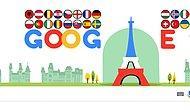 Google'dan EURO 2016 Doodle'ı