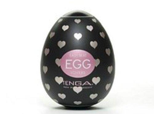 Otomatlarda bulunan bir delilik daha Tenga yumurtası.