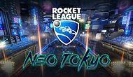 Rocket League - Neo Tokyo Oyun Fragmanı