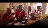 Hırvatlar'ın Türkiye-Hırvatistan Maçı İçin Reklamı