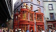 Güzellikleri ve Hikayeleri ile Büyüleyen Harry Potter Serisinde Gördüğümüz 10 Mekan