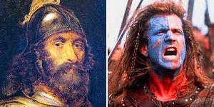 En Az Bir Asır Önce Yaşamış 17 Tarihi Kişiliğin Tasvirleri ve Filmlerdeki Görünümleri