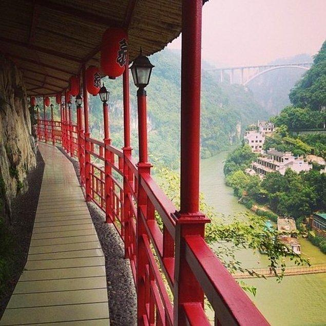 5. Fangweng | Yichang, Çin.