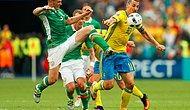 Puanlar Paylaşıldı | İrlanda Cumhuriyeti 1-1 İsveç