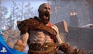 God of War 4 Tanıtıldı