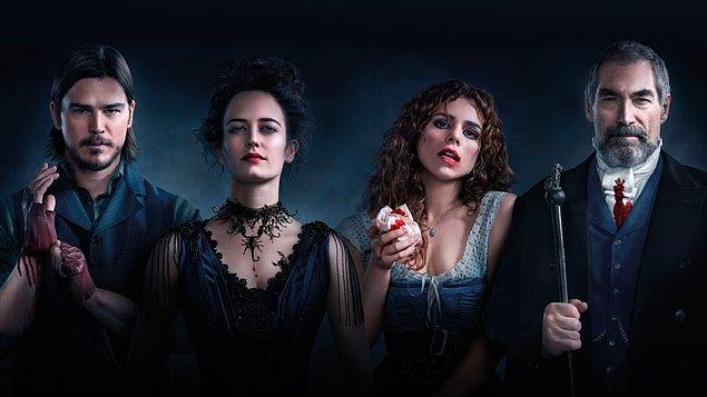 Penny Dreadful (2014–)