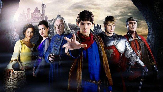 Merlin (2008–2012)