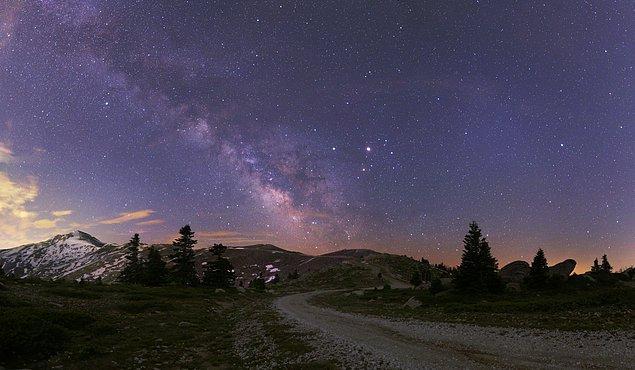 5. Samanyolu ve Karşı Konumdaki Gezegenler