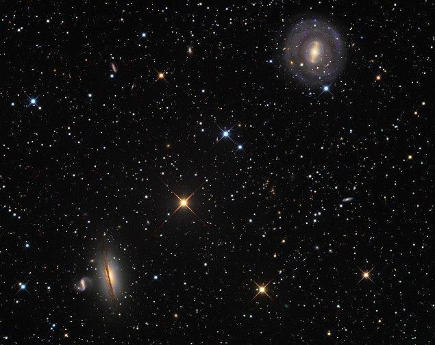 9. NGC 5078 ve Arkadaşları