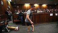 Pistorius Mahkemede Protezlerini Çıkarıp Yürüdü