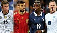 Ne Paralar Dönüyor! UEFA EURO 2016'da Yer Alan 24 Ülkenin Takım Değerleri