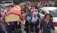 HDP'li Belediye Başkanları Vezneciler Bombacısının Cenazesinde