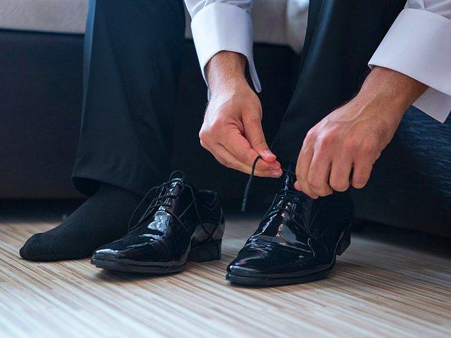 10. Ayakkabılarınızın arada bir nefes almalarına izin verin.
