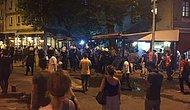 Firuzağa'daki Saldırıyı Protesto İçin Toplananlara Müdahale