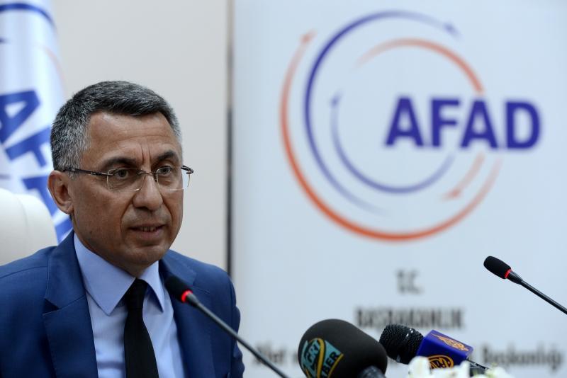 AFAD Başkanı Fuat Oktay, Başbakan Müsteşarlığına Atandı 43