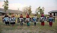 Nepalli Kadınlar Fotoğraf Günlükleri ile Regl Yasaklarını Anlatıyor