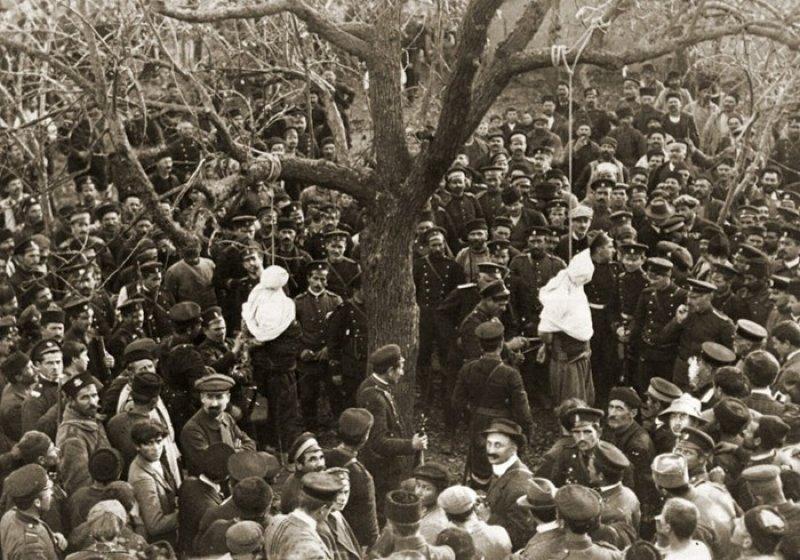 Osmanlı'da İnsanların Ağaca Asılarak Öldürülmesine Sebep Olan Garip Bir Olay: Çınar Vak'ası