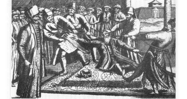 ii. osman ölümü ile ilgili görsel sonucu