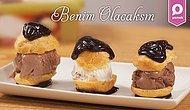 Dondurmaya ve Çikolataya Tutkuyla Bağlı Olanlara: Benim Olacaksın!