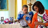 Gitmesine Az Zaman Kala Amerika'nın En Renkli Başkanı Obama'dan 41 Özel Fotoğraf