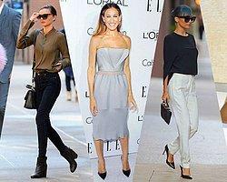 Gerçek bir moda ikonusun!