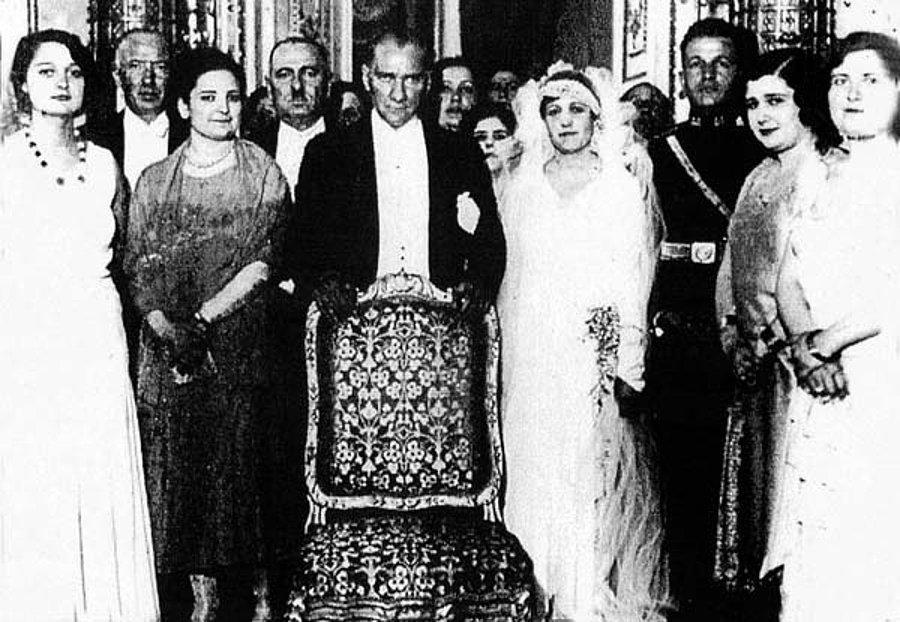 Atatürk'ün Manevi Evladı Olma Şerefine Erişen 8 İsmi Yakından ...