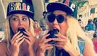Cicişler Formunu Böyle Koruyor: İki Hamburgere Tam Tamına 1100 TL Ödediler