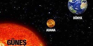 Adana Merkez Yanıyor Herkes: Adana 51 Dereceyi Gördü Adanalılar İsyan Etti