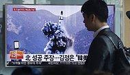 Kuzey Kore'den 'İki Yeni Füze Denemesi'