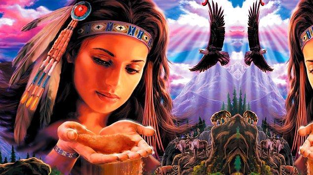 """1. """"Güneşle birlikte doğ ve dua et. Dua etmeyi ihmal etme ve dua ederken yalnız ol. Eğer ona konuşursan, yüce ruh seni dinleyecektir."""""""
